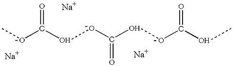Схема NaHCO3