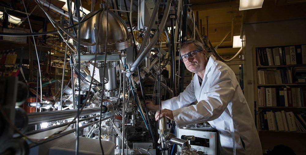 Реактор для получения кислорода