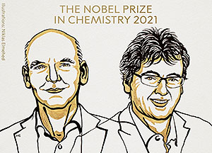 Нобелевские лауреаты 2021